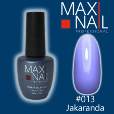 Гель-лак MaxiNail rubber gel polish #013 8 ml