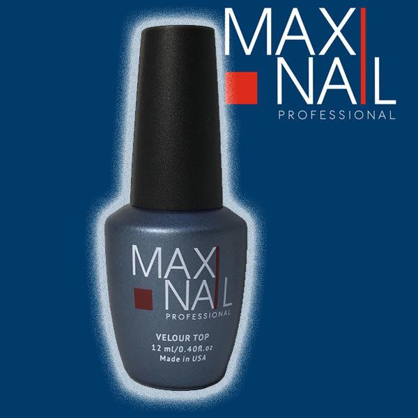 Tоп велюровый (матовый) MaxiNail Top Velour 12 ml