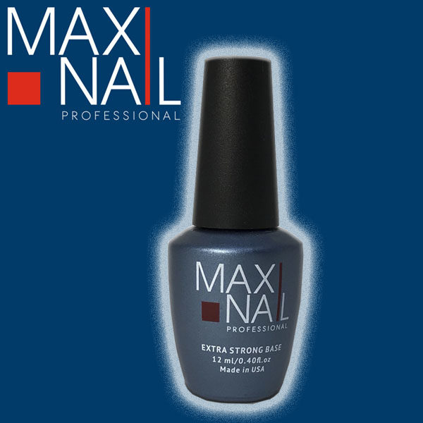 База MaxiNail Rubber Base Extra Strong 12 ml