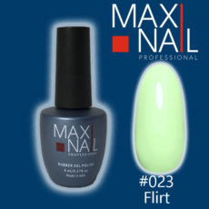 Гель-лак MaxiNail rubber gel polish #023 8 ml