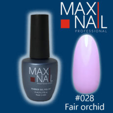 Гель-лак MaxiNail rubber gel polish #028 8 ml