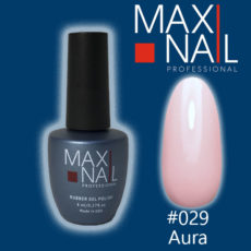 Гель-лак MaxiNail rubber gel polish #029 8 ml
