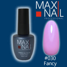 Гель-лак MaxiNail rubber gel polish #030 8 ml