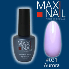 Гель-лак MaxiNail rubber gel polish #031 8 ml