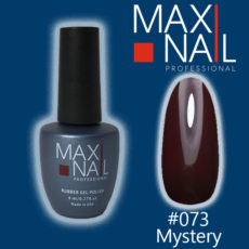 Гель-лак MaxiNail rubber gel polish #073 8 ml