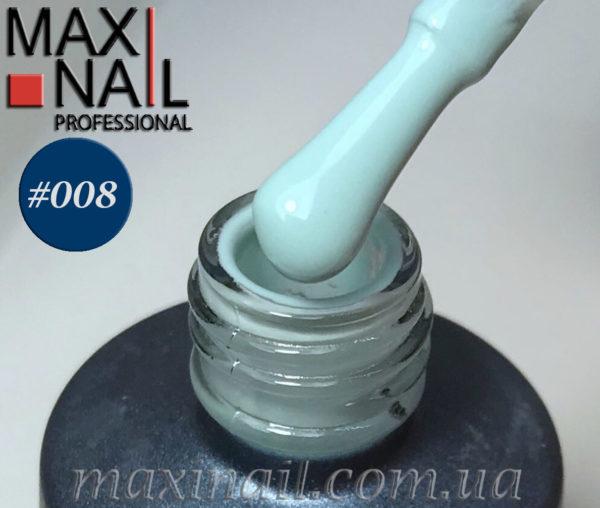 Гель-лак MaxiNail rubber gel polish #008 8 ml