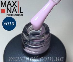 Гель-лак MaxiNail тон 010
