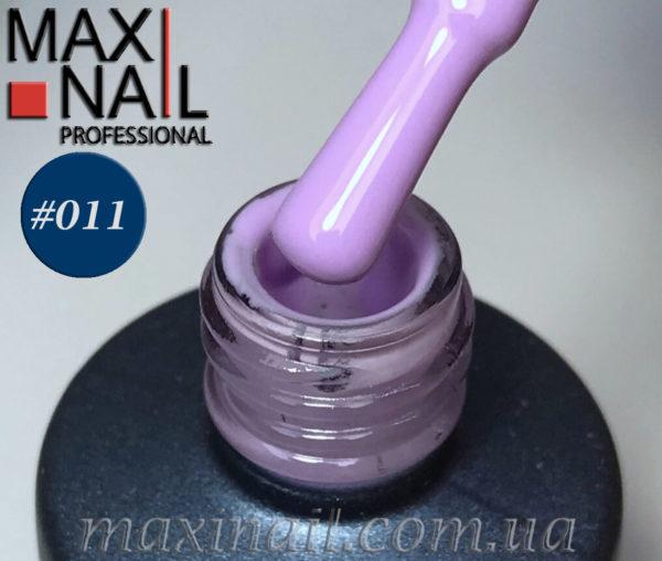 Гель-лак MaxiNail rubber gel polish #011 8 ml