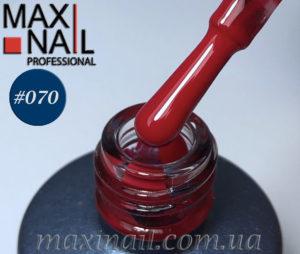 Гель-лак MaxiNail тон 070