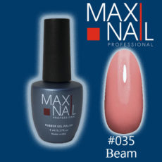Гель-лак MaxiNail rubber gel polish #035 8 ml