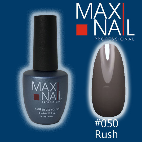 Гель-лак MaxiNail rubber gel polish #050 8 ml
