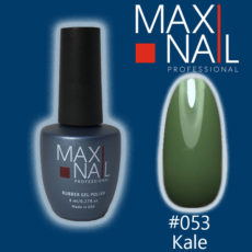 Гель-лак MaxiNail rubber gel polish #053 8 ml