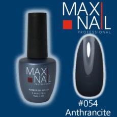 Гель-лак MaxiNail rubber gel polish #054 8 ml