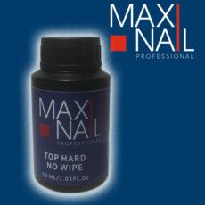 Топ без липкого слоя MaxiNail Top Hard no wipe 30 ml