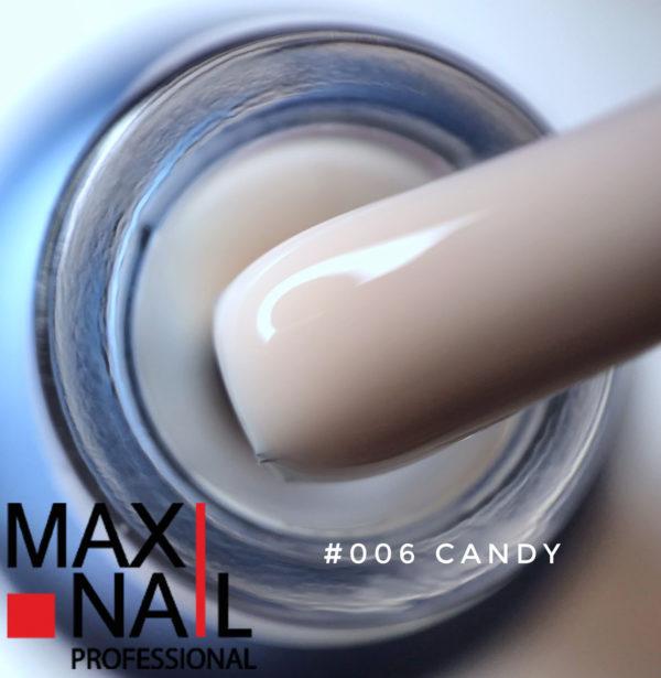 База MaxiNail Rubber Cover Base Nude #006 12 ml