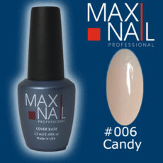 База MaxiNail Rubber Cover Base Nude #006 12 ml