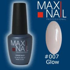 База MaxiNail Rubber Cover Base Nude #007 12 ml