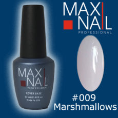 База MaxiNail Rubber Cover Base Nude #009 12 ml