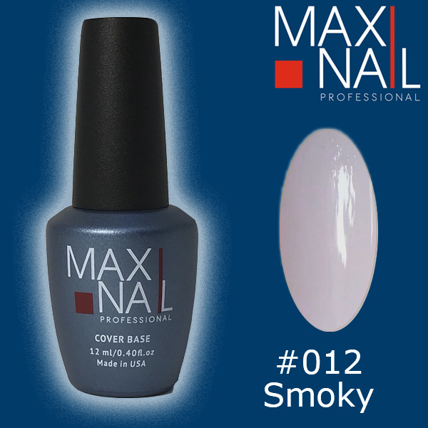 База MaxiNail Rubber Cover Base Nude #012 12 ml