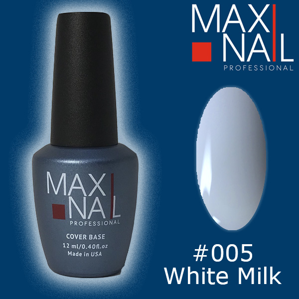 База MaxiNail Rubber Cover Base Nude #005 12 ml