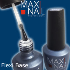 База MaxiNail Flexi Base с шелковыми волокнами