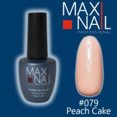 Гель-лак MaxiNail rubber gel polish #079 8 ml