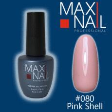 Гель-лак MaxiNail rubber gel polish #080 8 ml