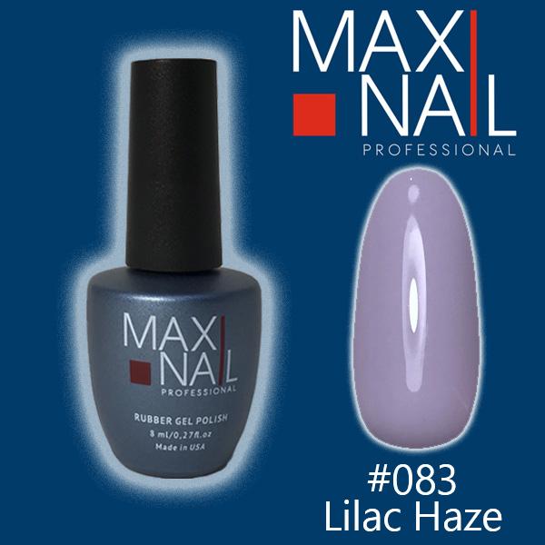 Гель-лак MaxiNail rubber gel polish #083 8 ml