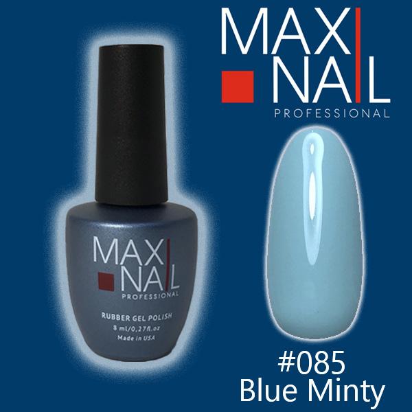 Гель-лак MaxiNail rubber gel polish #085 8 ml