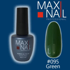 Гель-лак MaxiNail rubber gel polish #095 8ml
