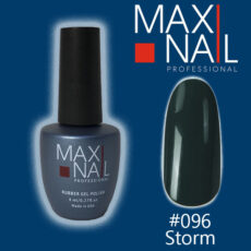 Гель-лак MaxiNail rubber gel polish #096 8ml