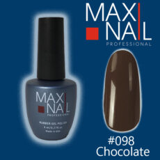 Гель-лак MaxiNail rubber gel polish #098 8ml