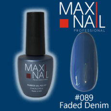 Гель-лак MaxiNail rubber gel polish #089 8ml