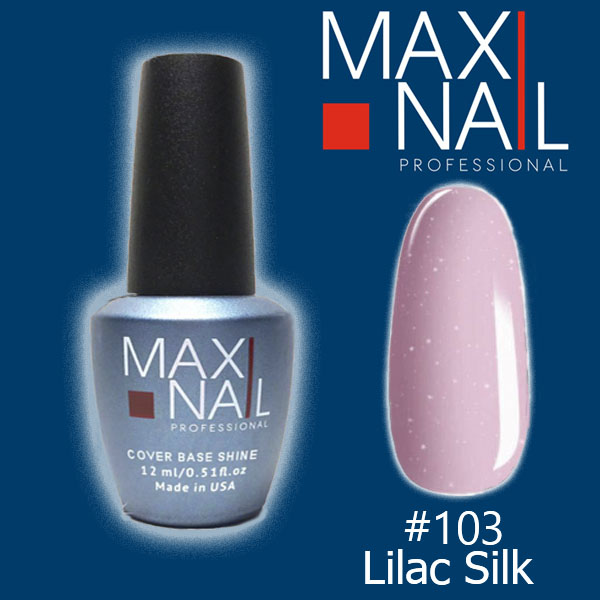 База MaxiNail Cover Base Shine #103